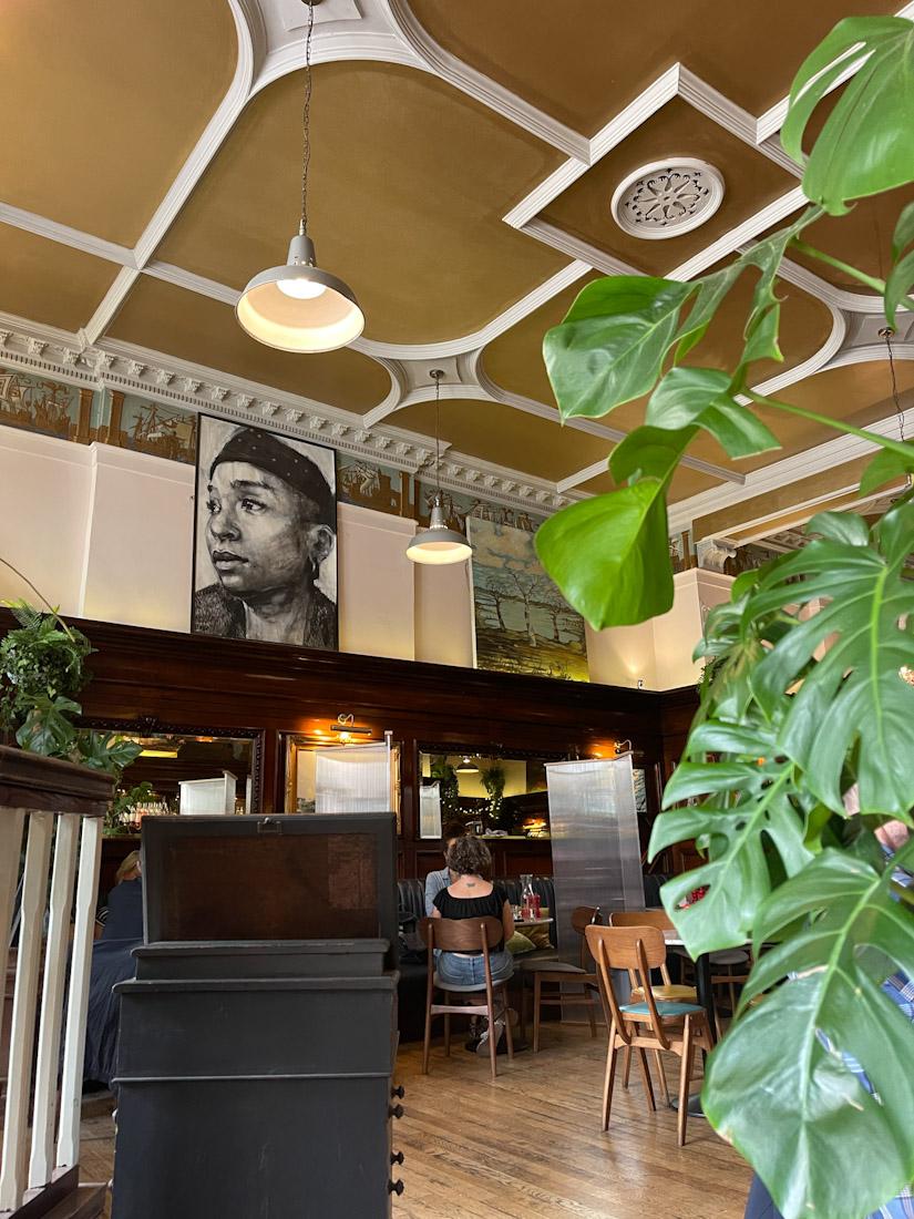 Nobles Leith food pub