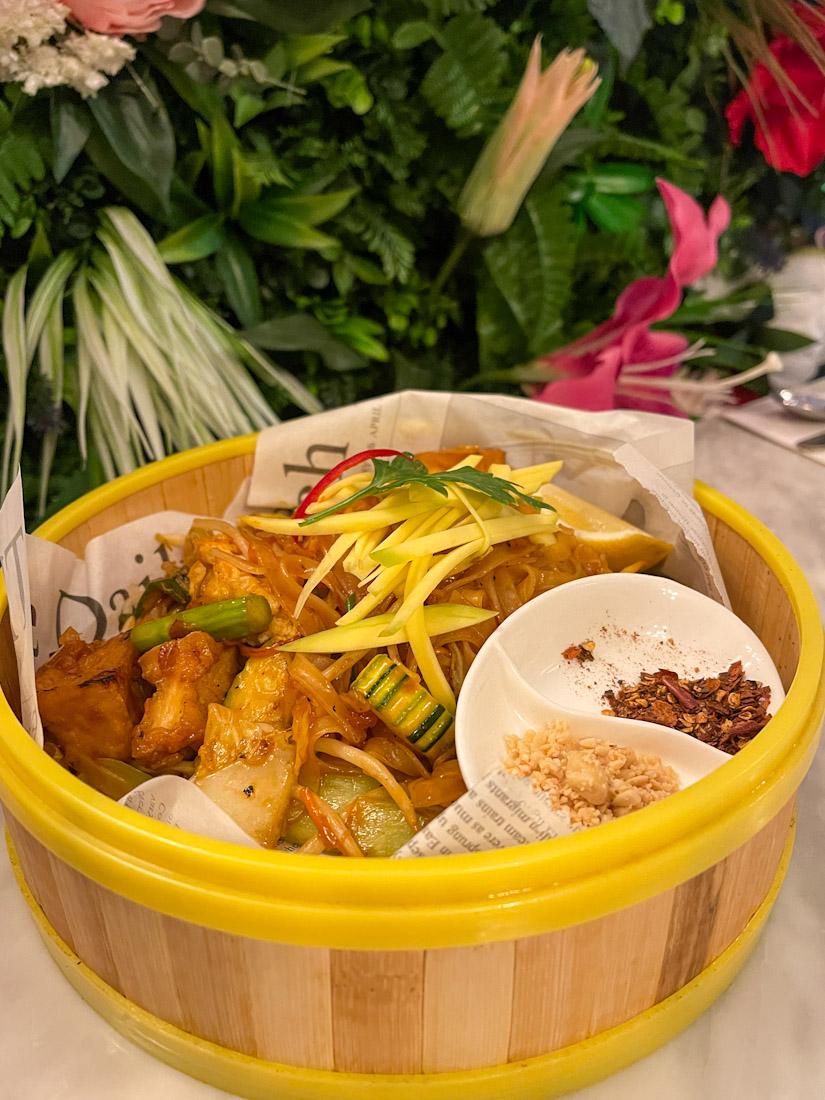 Nok Kitchen Thai food Pad Thai