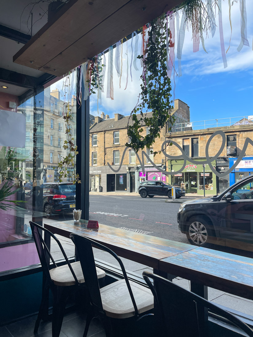 Seven Neighbourhood cafe breakfast brunch food