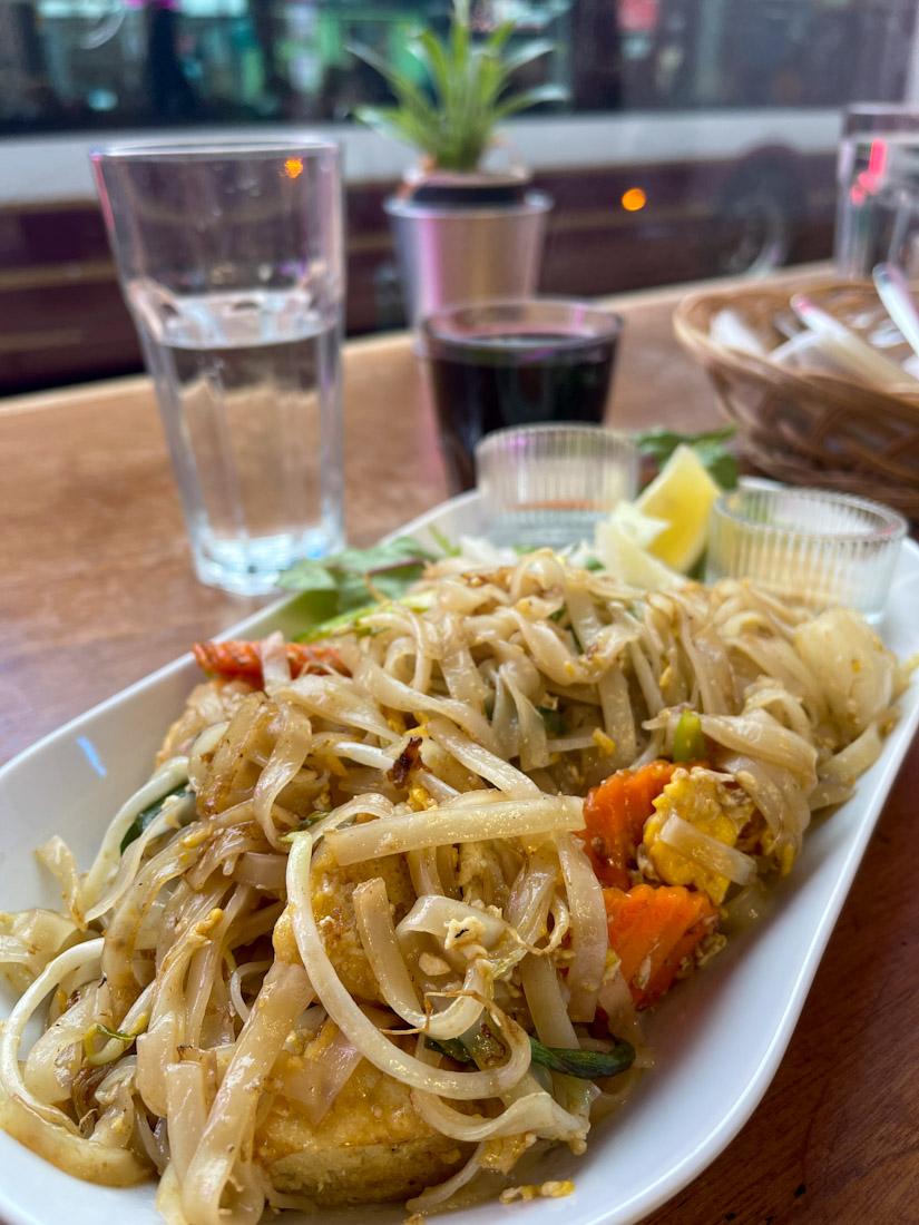 Soi 38 Thai food Pad Thai