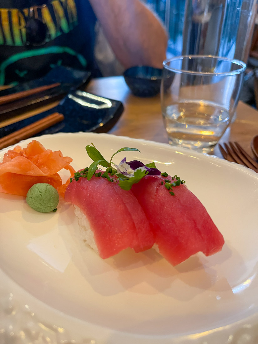 Umai Japanese restaurant food sushi