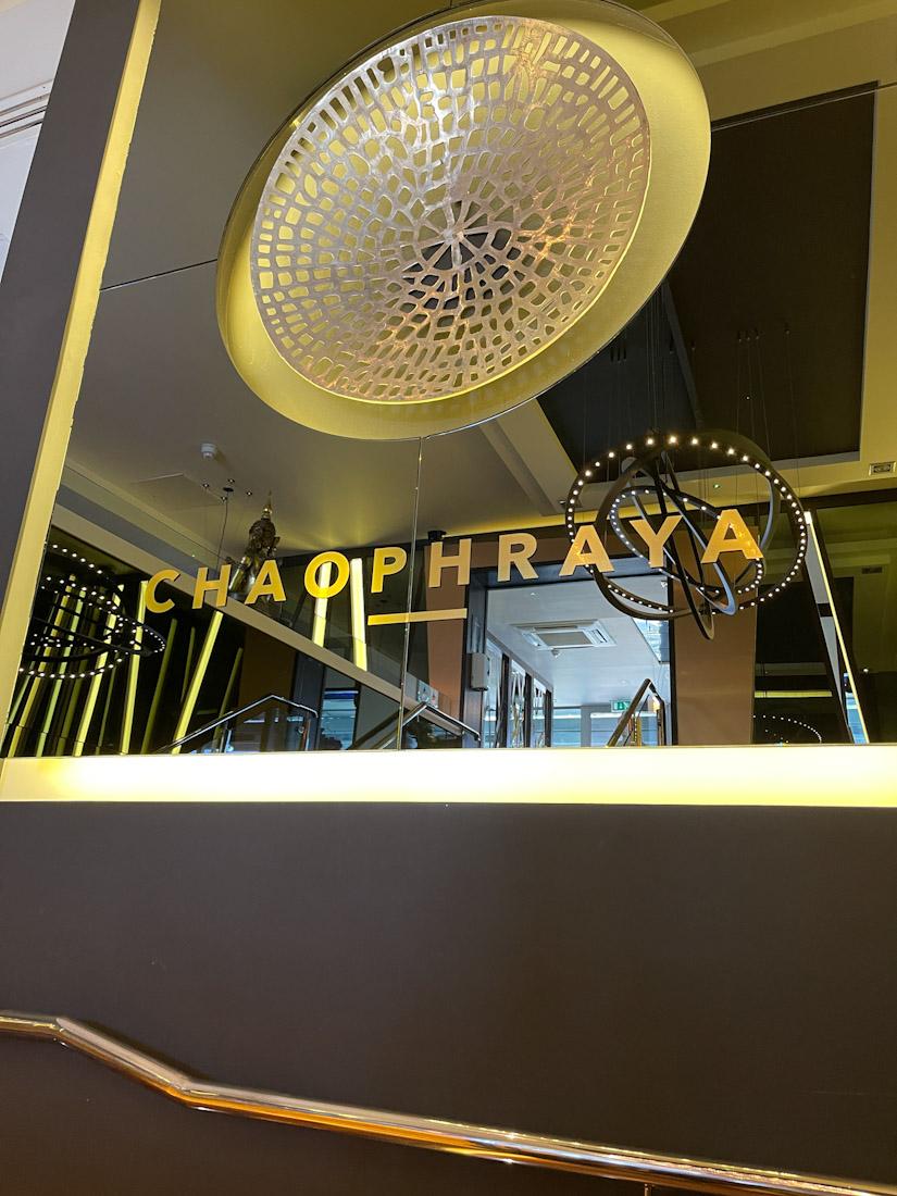 Chaophraya Thai food
