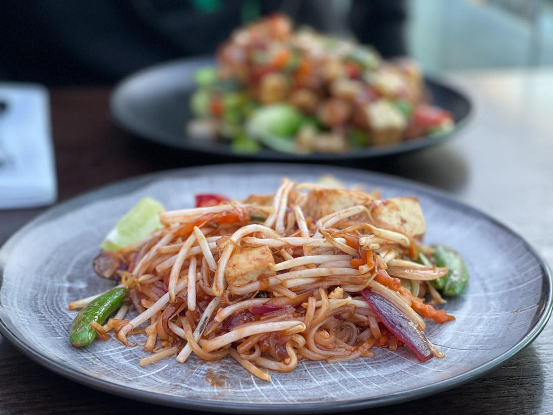 Chaophraya Thai food pad Thai