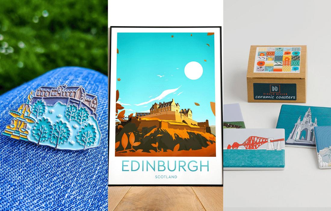 Edinburgh gifts